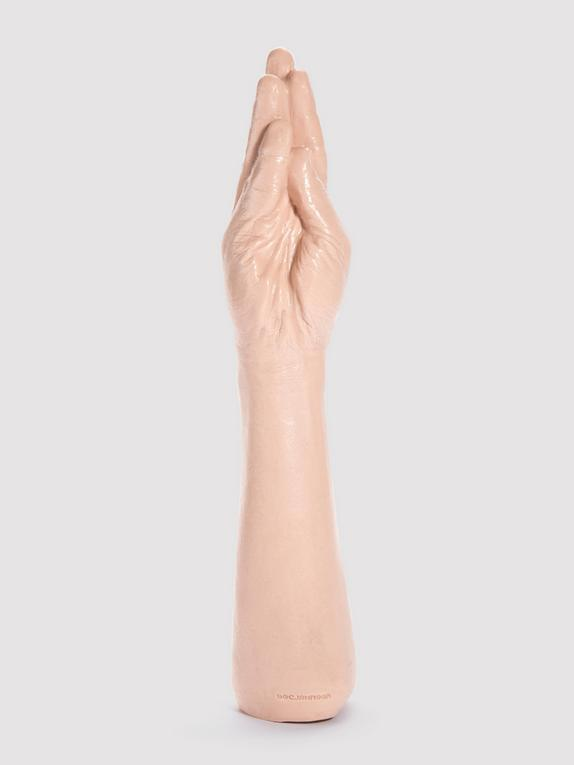 Consolador Mano Realista 40cm The Hand Realistic de Doc Johnson, Natural (rosa), hi-res