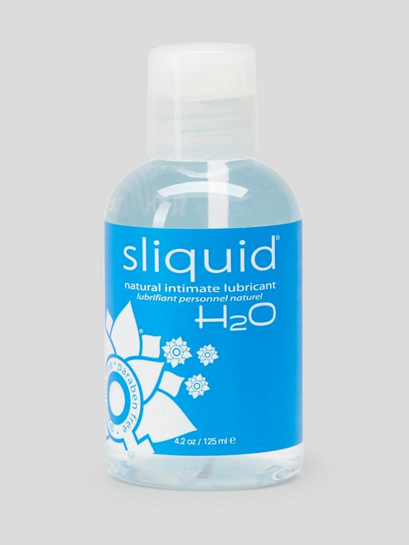 Sliquid H2O Original Water-Based Lubricant 4.2 fl oz, , hi-res