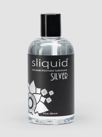 Sliquid Silver Luxury Silicone Lubricant 8.5 fl oz