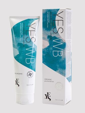 YES Organic Water-Based Lube 5 fl. oz