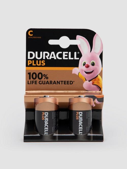 Piles C-LR14 (lot de 2), Duracell