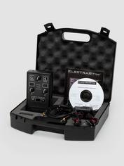 ElectraStim EM140 SensaVox Power Unit Dual Channel Electrosex Kit, Black, hi-res
