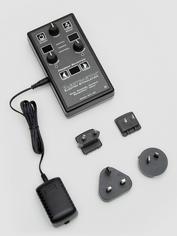 "ElectraStim Zweikanal-Elektrosex-Set ""SensaVox"" mit EM140-Stromgenerator, Schwarz, hi-res"