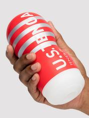 TENGA Ultra Size Edition Deep Throat Onacup, Clear, hi-res