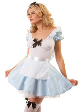 Classified Miss Alice Costume
