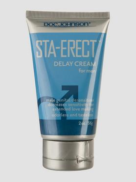 Doc Johnson Sta-Erect Delay Cream 56g