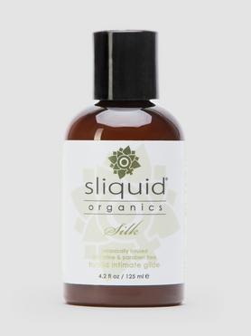 Sliquid Organics Naturseide-Gleitmittel 125ml