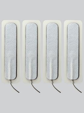 ElectraStim Uni-Polar Lange ElectraPads (4er-Packung)