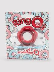 Screaming O RingO Stretchy Cock Ring, Clear, hi-res