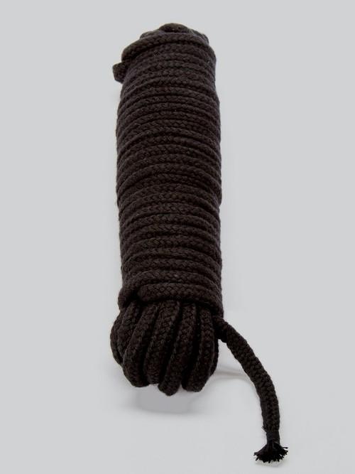 Corde de bondage japonais en coton 10 m, Bondage Boutique