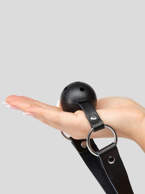 Bondage Boutique Advanced Breathable Ball Gag