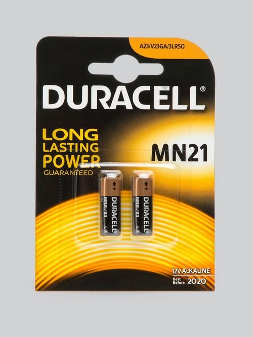 Piles A23 (lot de 2), Duracell