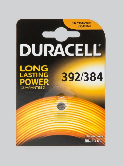 Pile LR41, Duracell