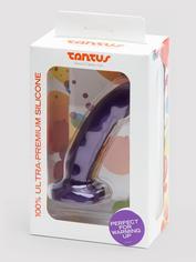Tantus Acute Premium Silicone Dildo 6 Inch, Purple, hi-res