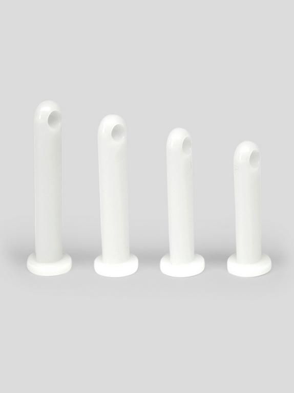 CB-X Chastity Locking Pins (4 Pack), White, hi-res