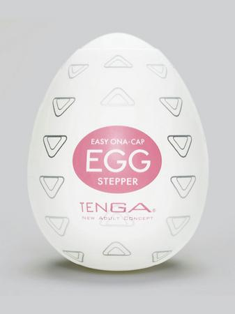 TENGA Egg Stepper Textured Male Masturbator