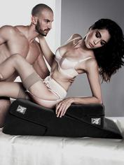 Combinaison de coussins de position sexuelle Wedge Ramp, Liberator, Noir, hi-res