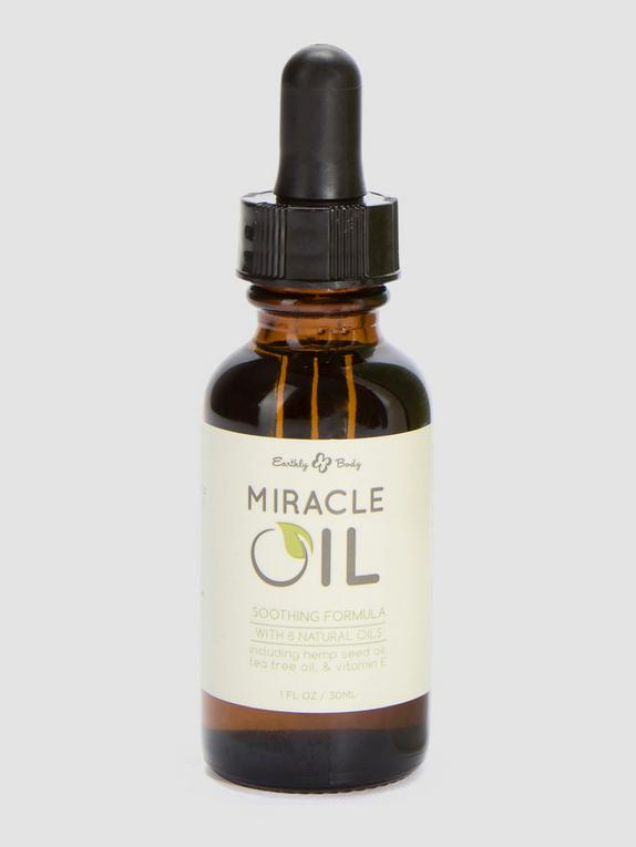 Earthly Body Dare to be Bare Soothing Miracle Oil 30ml, , hi-res
