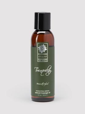 Sliquid Organics beruhigende Massagelotion 125 ml