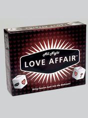 All Night Love Affair Dice And Card Game, , hi-res