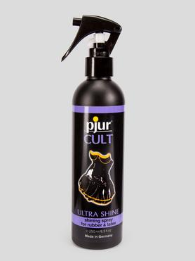 Spray Abrillantador para Látex 250ml Ultra Shine de pjur Cult