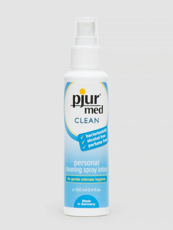 Pjur Med Personal Cleansing Spray 100ml, , hi-res