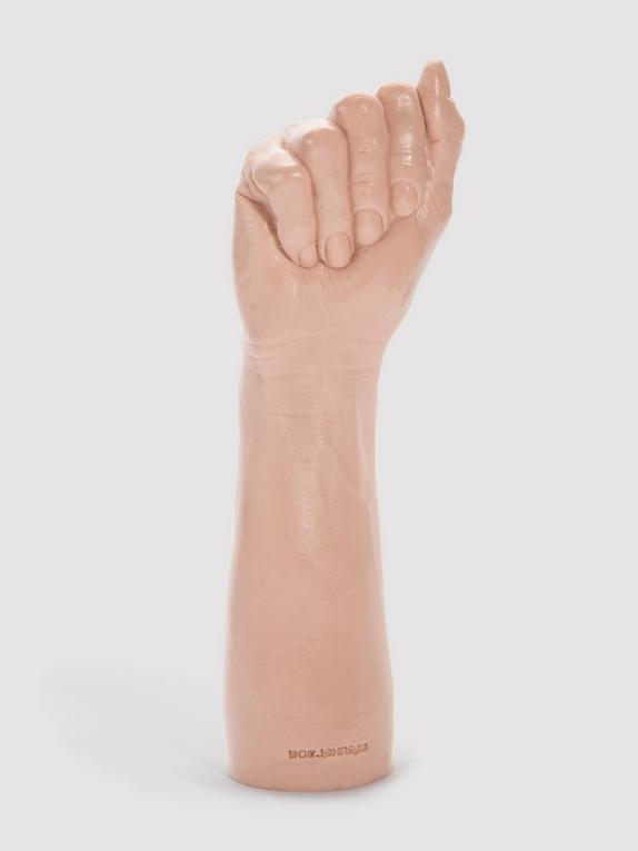 Doc Johnson Belladonna's Bitch Fist Realistic Fisting Dildo, Flesh Pink, hi-res
