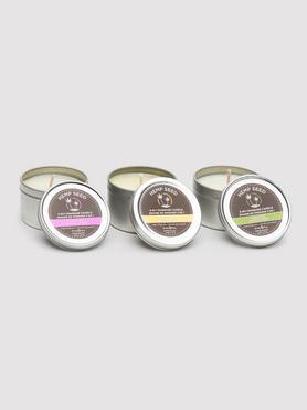 Earthly Body Trio 3-in-1 Mini-Massagekerzen (3 x 57 g)