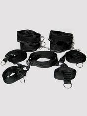 Sportsheets Under the Bed Restraint System, Black, hi-res
