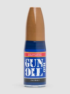 Gun Oil H2O Water Based Lubricant 59ml