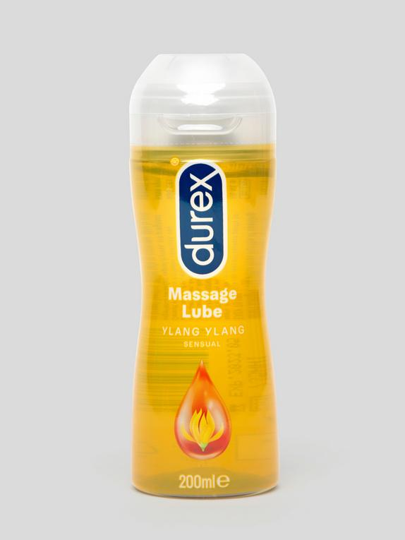 Durex Play sinnliches 2-in-1-Massage-Gleitmittel 200 ml, , hi-res