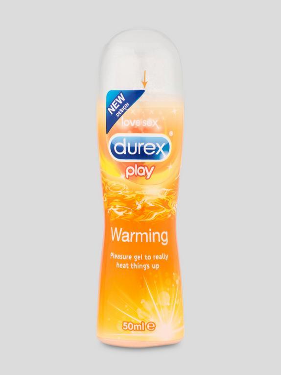 Durex Play Warming Intimate Lubricant 50ml, , hi-res