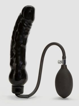 Cock Locker Extra Large Inflatable Dildo 8 Inch