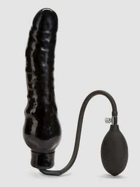 Cock Locker Huge Inflatable Dildo 9 Inch