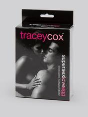 Tracey Cox Supersex Remote Control Love Egg Vibrator, Black, hi-res