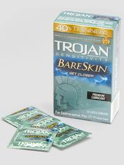 Trojan Sensitivity BareSkin Thin Condoms (10 Count), , hi-res