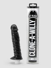 Clone-A-Willy Vibrator Moulding Kit Jet Black , Black, hi-res