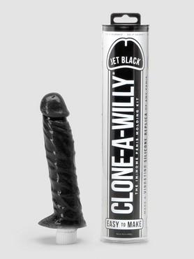 Clone-A-Willy Vibrator Moulding Kit Jet Black