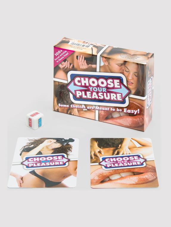 Choose Your Pleasure Sex Game, , hi-res