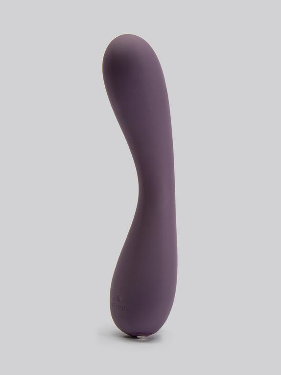 Je Joue Uma Luxury Rechargeable G-Spot Vibrator 6.5 Inch, Purple, hi-res