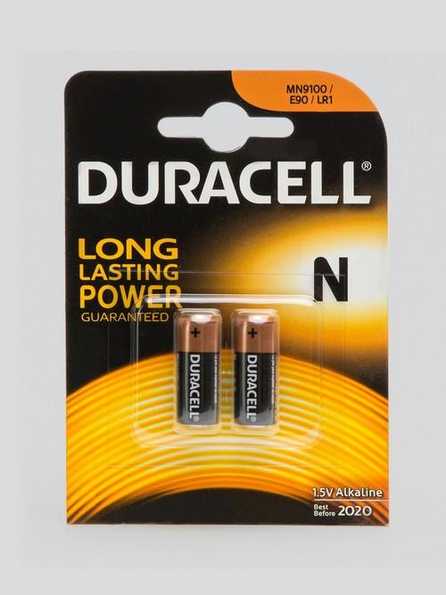 Lot de 2 piles N Duracell