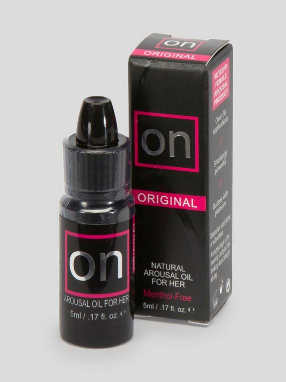 Sensuva ON Natural Arousal Orgasm Oil for Her 5ml, , hi-res