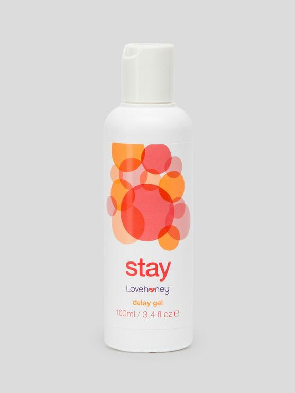 Lovehoney Stay Longer Delay Lubricant 100ml, , hi-res