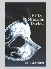 Fifty Shades Darker by E L James, , hi-res