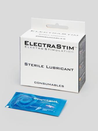 ElectraStim Sterile Lubricant Sachets 0.10 oz (10 Pack)