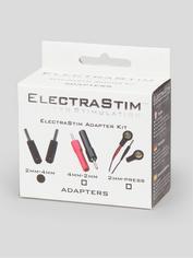 Kit de Adaptadores Banana 2 mm a 4 mm de ElectraStim, , hi-res