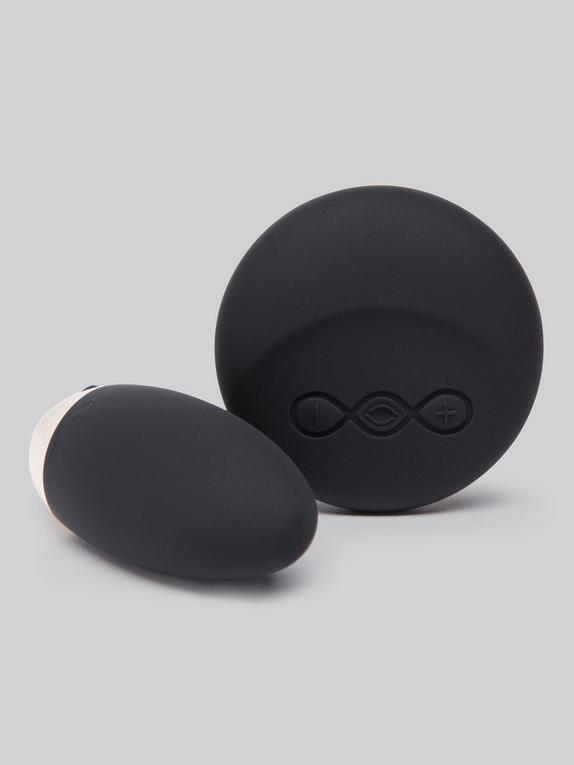 Lelo Insignia Lyla 2 Remote Control Love Egg Vibrator, Black, hi-res