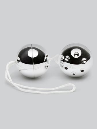 BASICS Silver Jiggle Balls 2oz