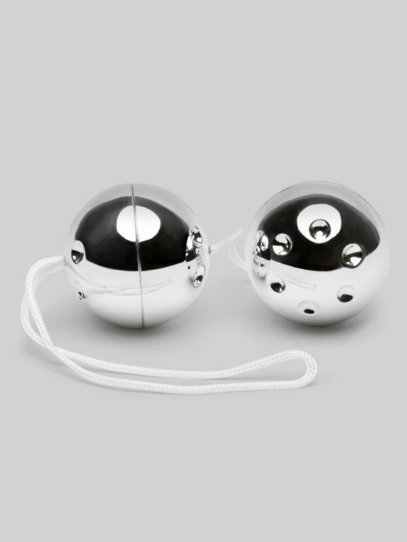 BASICS Silver Jiggle Balls 56g, Silver, hi-res