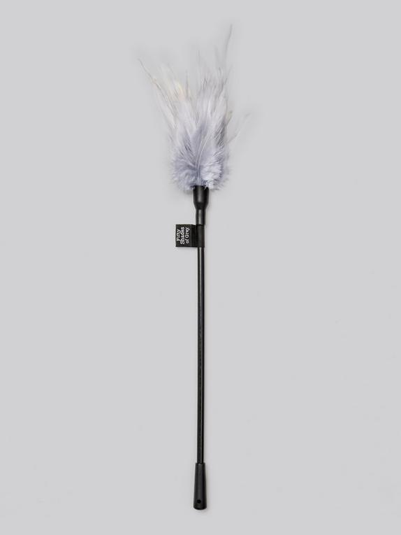 Fifty Shades of Grey Tease Feather Tickler, Grey, hi-res